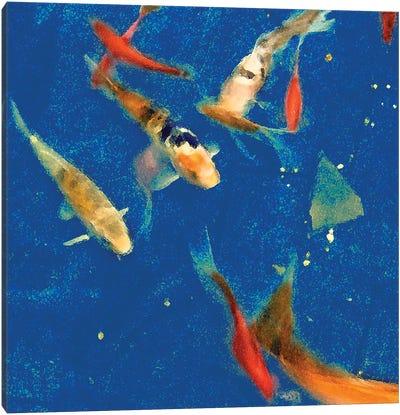 Swimming Lessons II Canvas Art Print