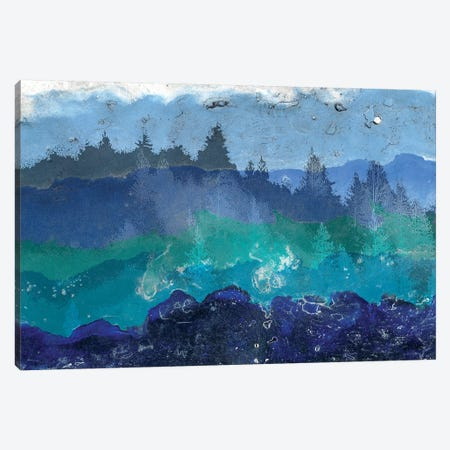Appalachian Trail II Canvas Print #WIG2} by Alicia Ludwig Art Print