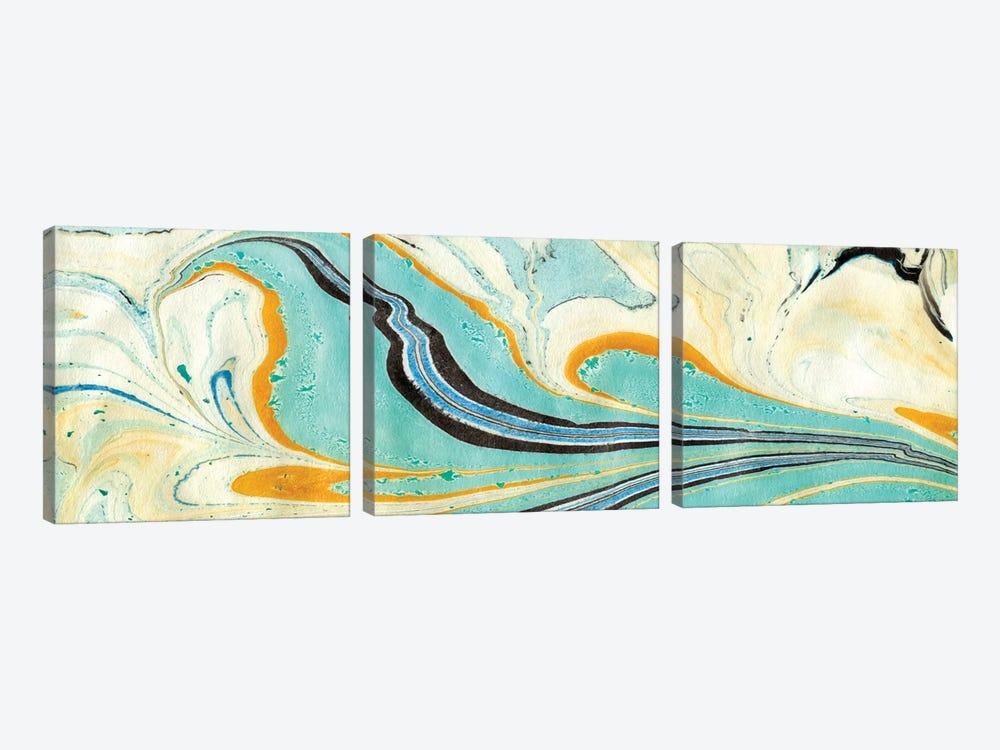 Placid II by Alicia Ludwig 3-piece Art Print