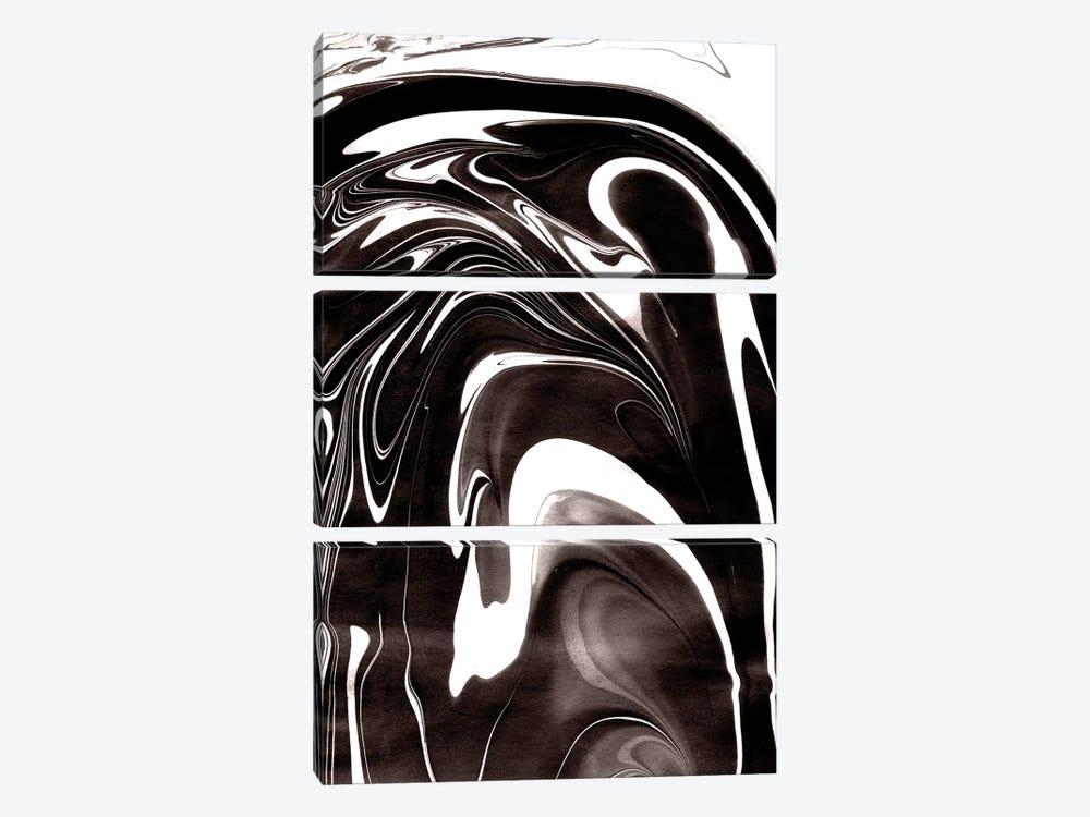 Yin-yang II by Alicia Ludwig 3-piece Canvas Artwork