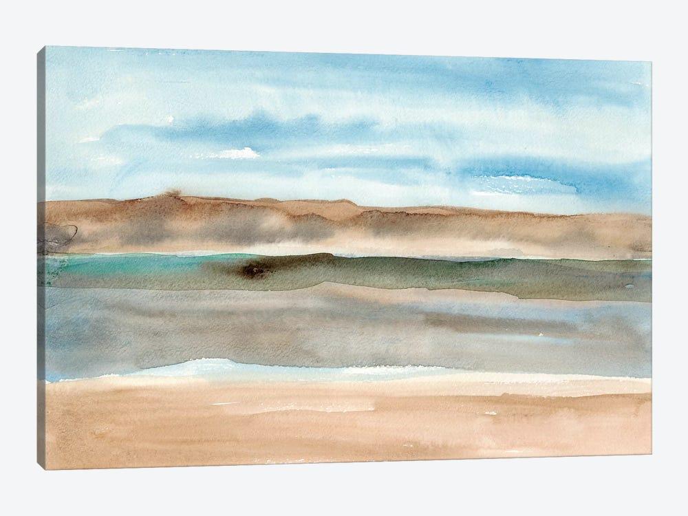 Plein Air Riverscape I by Alicia Ludwig 1-piece Canvas Art