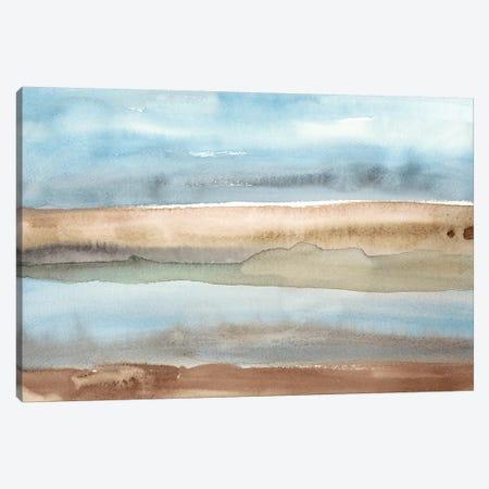 Plein Air Riverscape II Canvas Print #WIG45} by Alicia Ludwig Canvas Art Print