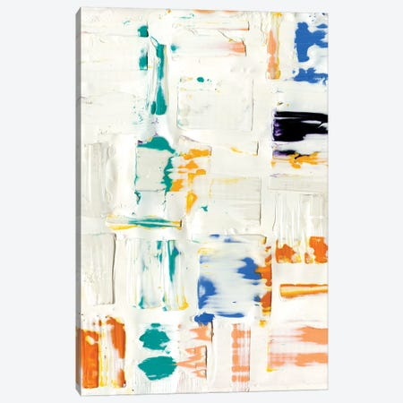 Basket Weave II Canvas Print #WIG55} by Alicia Ludwig Canvas Art