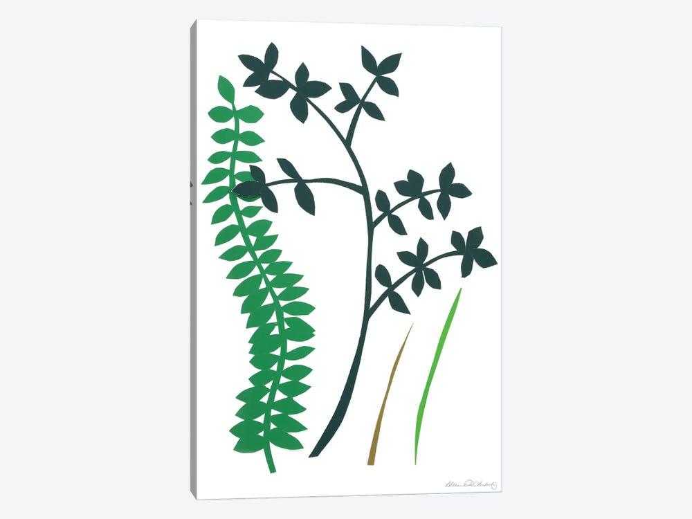 Hedge Row IV by Alicia Ludwig 1-piece Canvas Print