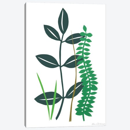 Hedge Row V Canvas Print #WIG66} by Alicia Ludwig Canvas Print