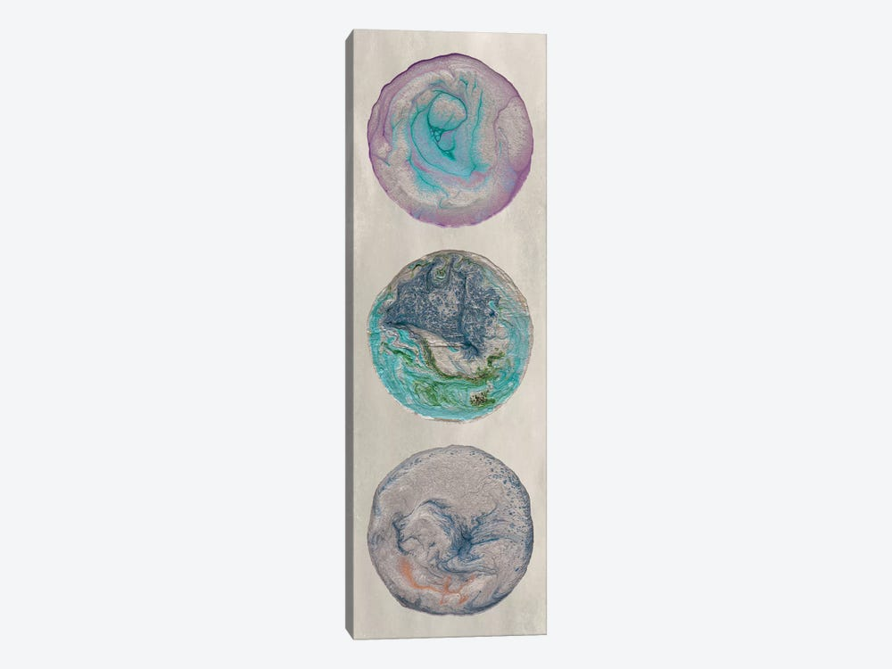 Planet Trio I by Alicia Ludwig 1-piece Art Print