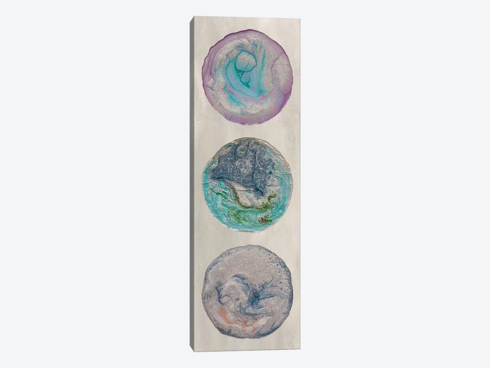 Planet Trio I by Alicia Ludwig 1-piece Art Print
