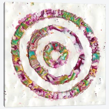 Smoke Rings I Canvas Print #WIG77} by Alicia Ludwig Canvas Artwork