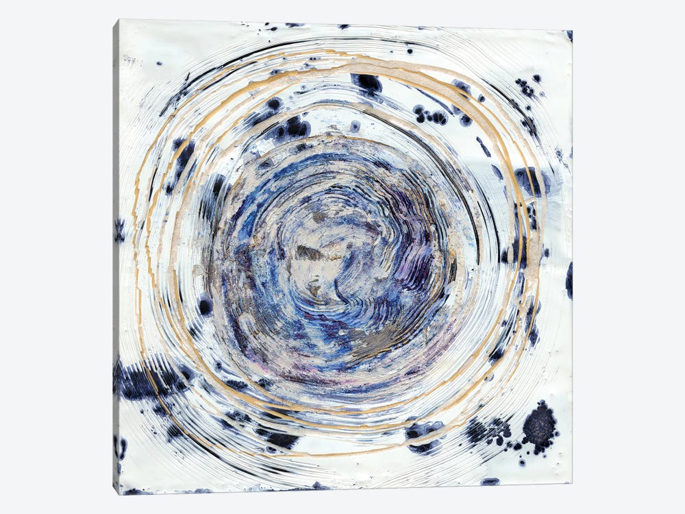 Whorl I by Alicia Ludwig 1-piece Canvas Art
