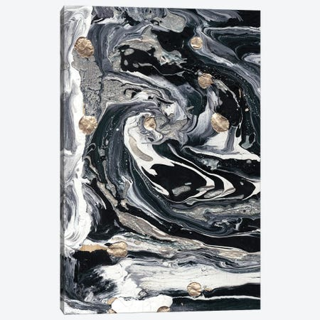 Ebony & Ivory I Canvas Print #WIG85} by Alicia Ludwig Canvas Print