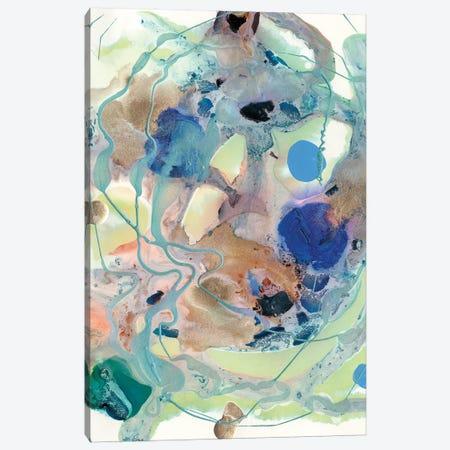 Merriment I Canvas Print #WIG91} by Alicia Ludwig Art Print