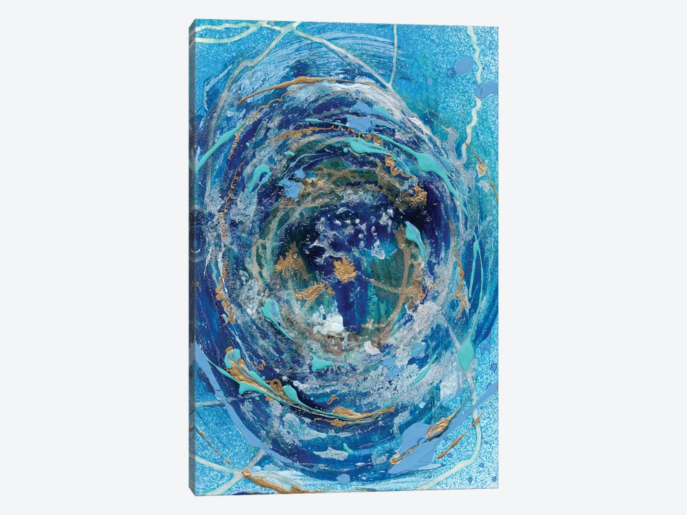 Waterspout I by Alicia Ludwig 1-piece Canvas Art