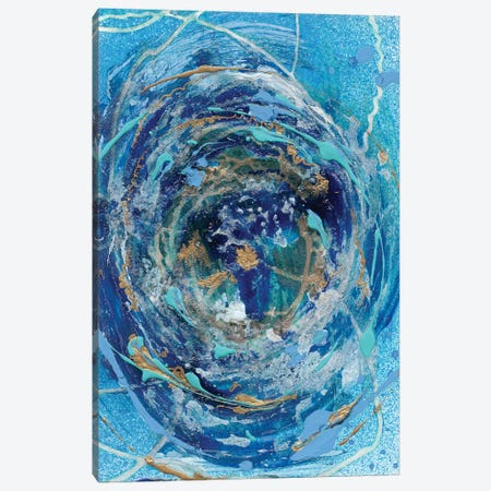 Waterspout I 3-Piece Canvas #WIG95} by Alicia Ludwig Canvas Artwork
