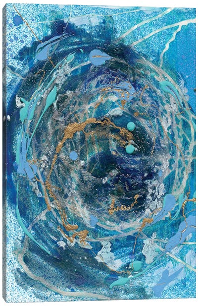 Waterspout II Canvas Art Print