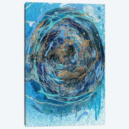 Waterspout III 3-Piece Canvas #WIG97} by Alicia Ludwig Canvas Artwork