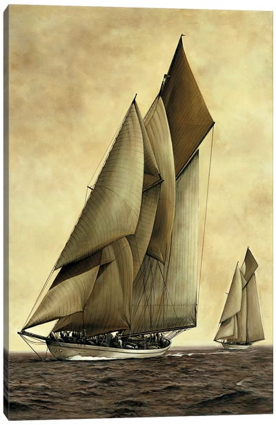Adela, 1908 Canvas Art Print