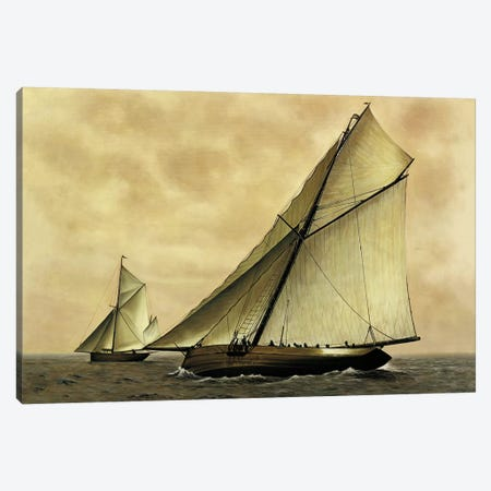 Cicely, 1908 Canvas Print #WIM3} by William Matthews Canvas Art Print