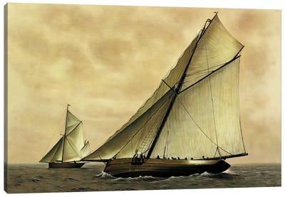 Cicely, 1908 Canvas Art Print