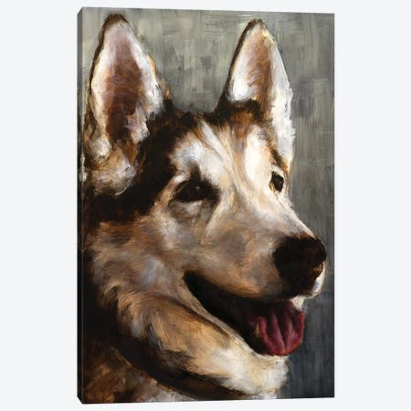 Best Friend I Canvas Print #WJO1} by Walt Johnson Canvas Art