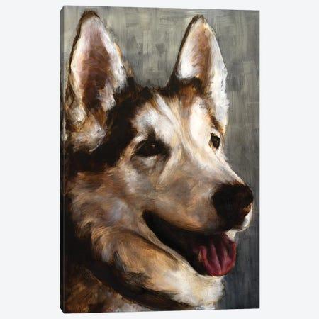 Best Friend I Canvas Print #WJO1} by Walt Johnson Canvas Art