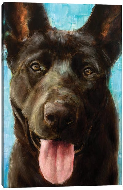 Best Friend II Canvas Art Print
