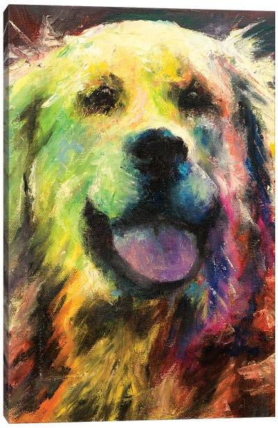 Happy Companion I Canvas Art Print