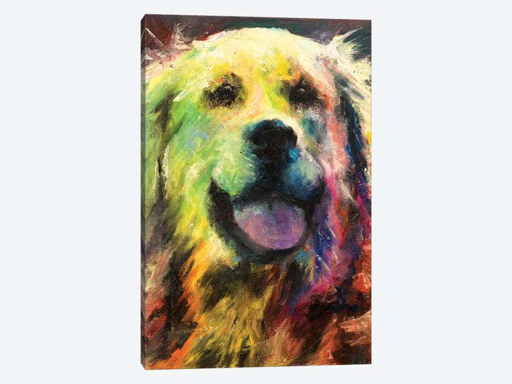 Happy Companion I by Walt Johnson 1-piece Art Print