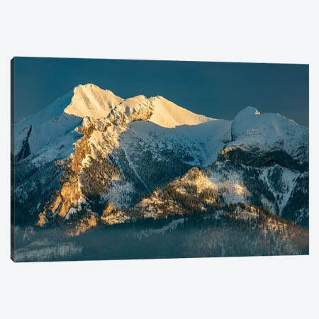 Tatra Mountains III Canvas Print #WKB130} by Wiktor Baron Canvas Artwork