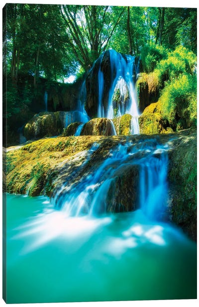 Likawski Waterfall Canvas Art Print