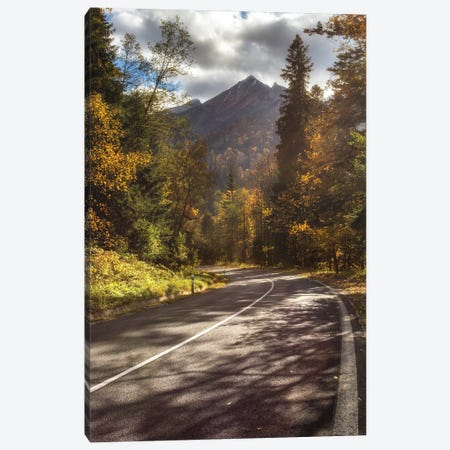 Autum In Tatra Mountains Canvas Print #WKB9} by Wiktor Baron Canvas Wall Art