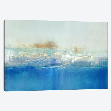 Marine Lights Canvas Print #WKK4} by Wendy Kroeker Canvas Wall Art