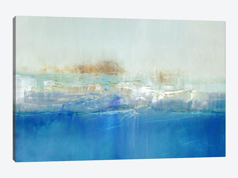 Marine Lights by Wendy Kroeker 1-piece Canvas Print