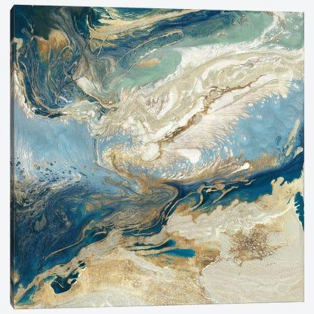 Sea Destiny I Canvas Print #WKK8} by Wendy Kroeker Canvas Print
