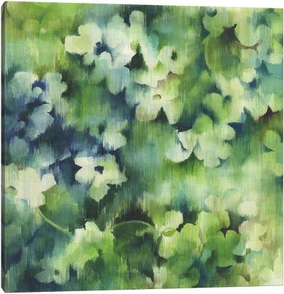 Lush Meadow Canvas Art Print