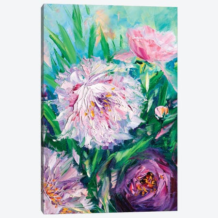 Like a Breeze Canvas Print #WLA11} by Willson Lau Art Print
