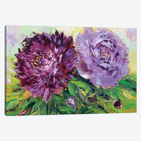 Tender Canvas Print #WLA12} by Willson Lau Canvas Art Print