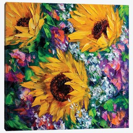 Sunny Days Canvas Print #WLA15} by Willson Lau Canvas Artwork
