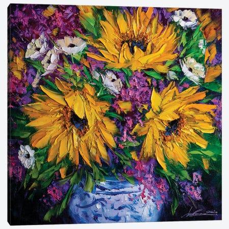 Delight Canvas Print #WLA17} by Willson Lau Canvas Art