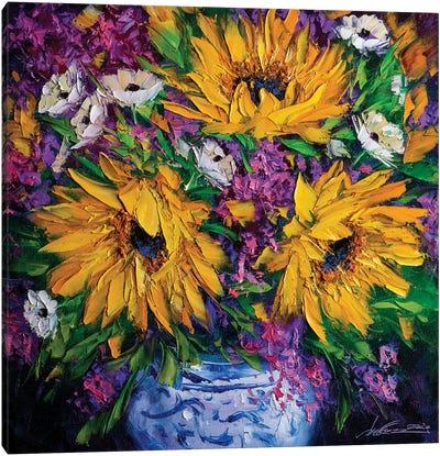 Delight Canvas Art Print