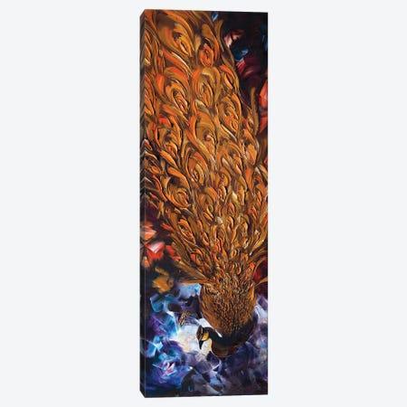 Peacock I Canvas Print #WLA21} by Willson Lau Canvas Art