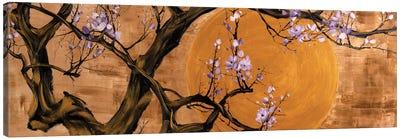 The Golden Zen Series VII - Cherish Canvas Art Print