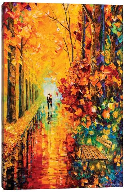 Rainscape I Canvas Art Print