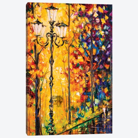Rainscape II Canvas Print #WLA36} by Willson Lau Canvas Wall Art