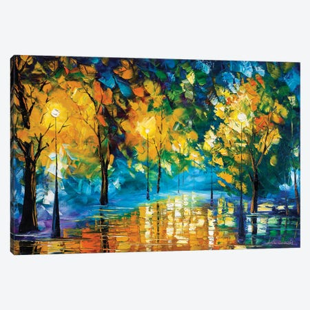 Rainscape III Canvas Print #WLA51} by Willson Lau Canvas Print
