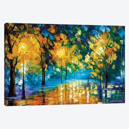 Rainscape III Canvas Print #WLA51} by Willson Lau Canvas Print