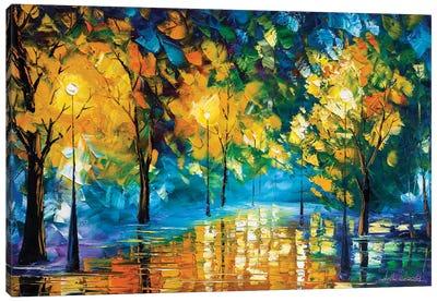 Rainscape III Canvas Art Print