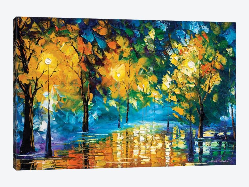 Rainscape III by Willson Lau 1-piece Canvas Artwork