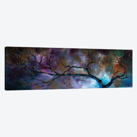 As Free As The Sky Canvas Print #WLA57} by Willson Lau Canvas Artwork