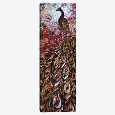 Peacock XXIX Canvas Print #WLA60} by Willson Lau Canvas Art