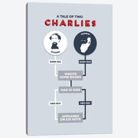 Charlies Canvas Print #WLD17} by Stephen Wildish Canvas Print